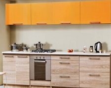 "Кухня ""Сона (оранж)"""