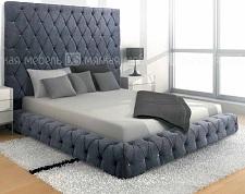 Кровати мягкие