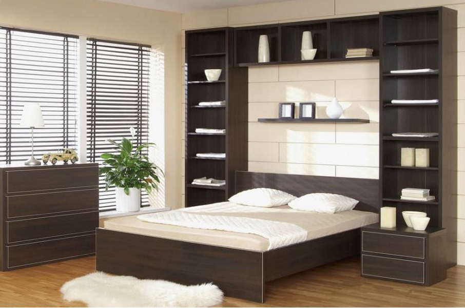 Спальни под заказ фото