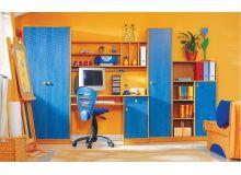 """Детская мебель """"КАНДИ"""" с библиотечкой"""