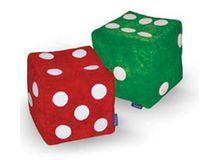 Пуфики-игральные кубики