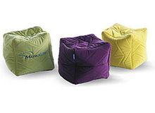 Пуфики-кубики