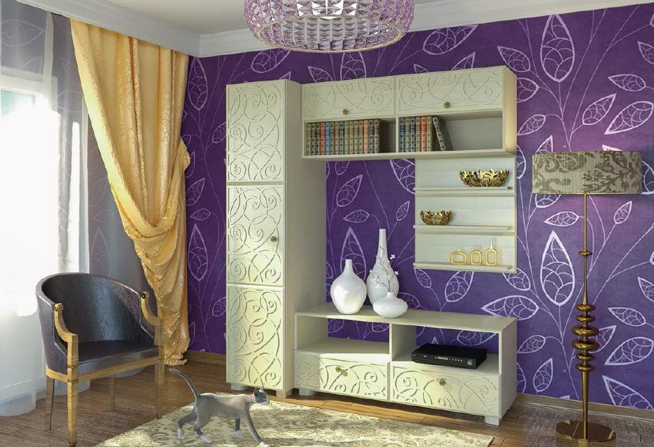 """Мебель для гостиной """"Легенда"""" Компасс"""