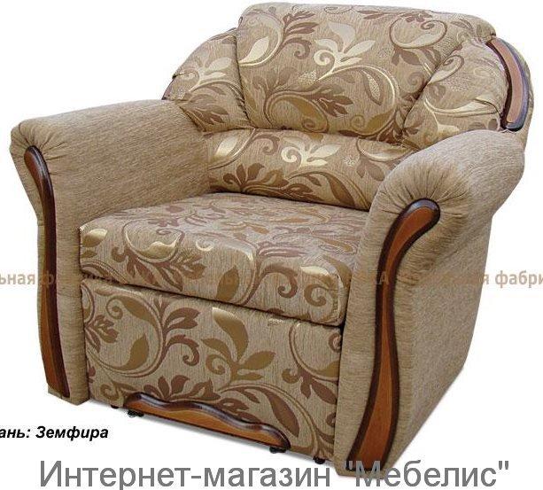 """Кресло """"БОСТОН"""" (раскладное) ВИКА"""