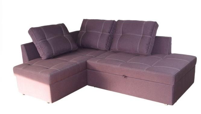 """Угловой диван """"ИРИС"""" Dalio"""