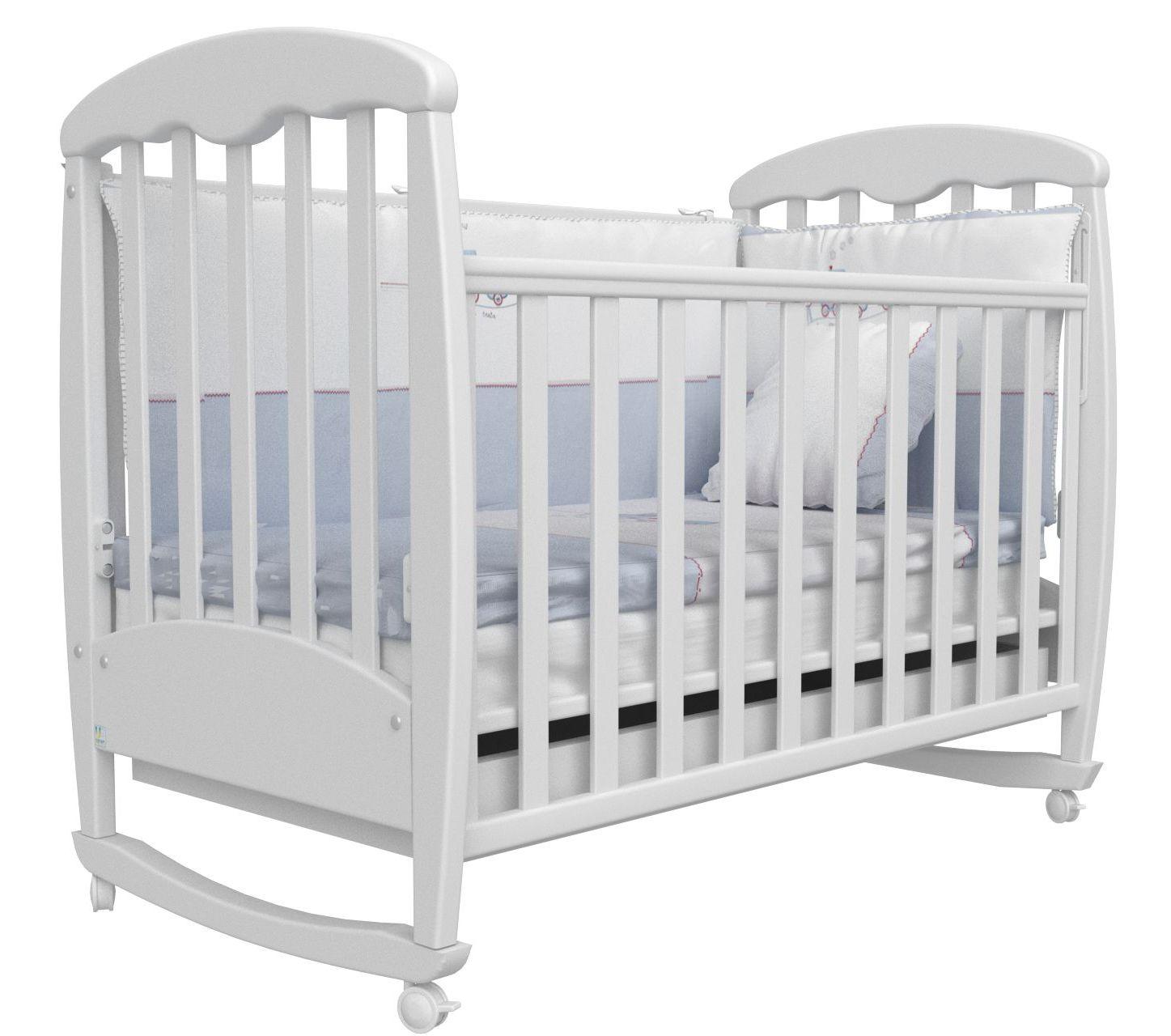 Детская кровать СОНЯ ЛД-1 Верес