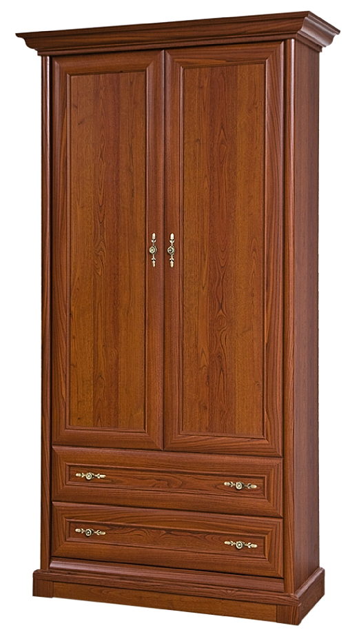 "Шкаф ""КАНТРИ"" 2Д 430 СМ"
