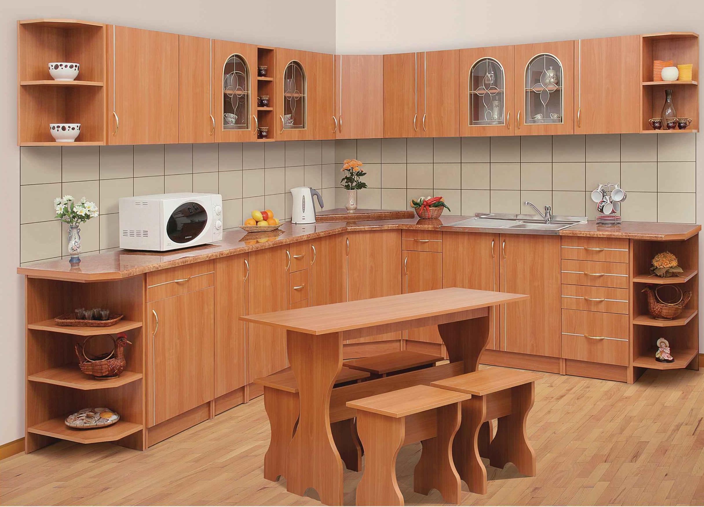 Выбираем мебель для кухни смогЁм сами.