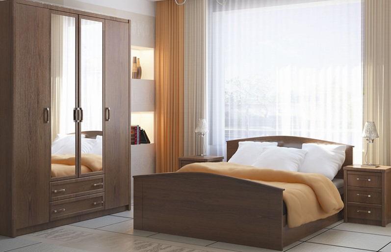 Кровать ВАЛЕРИЯ 90