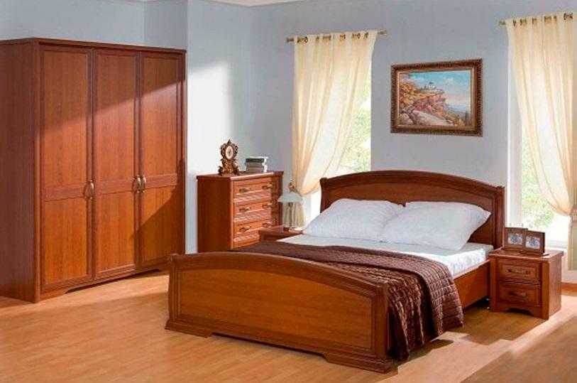 """Кровать """"ВИТА"""" 160 (каркас)"""