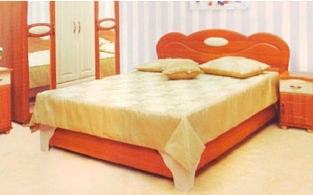 """Кровать двухспальная """"ЛИЛЕЯ"""""""