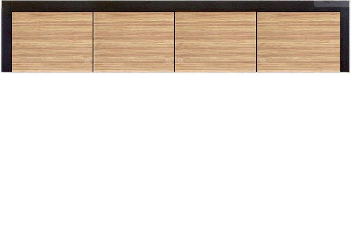 Надставка для шкафа КАПРИ 4D