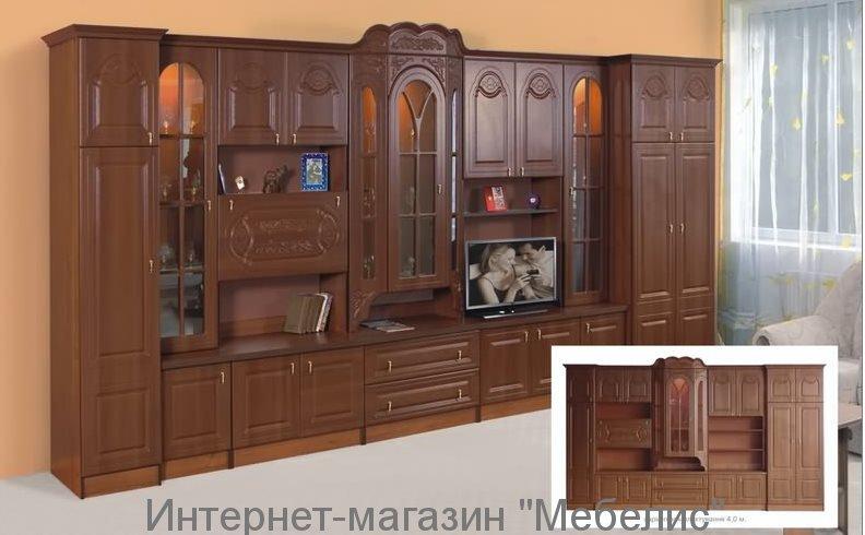 """Гостиная """"ЛОРД"""" 4.0 СМ"""