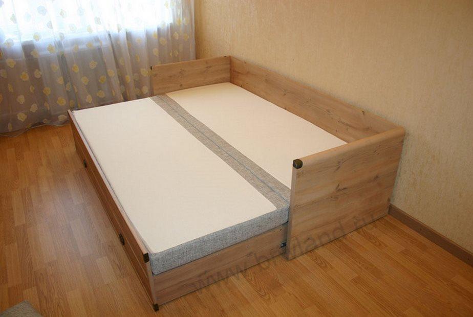 Кровать раздвижная JLOZ 80/160 ИНДИАНА