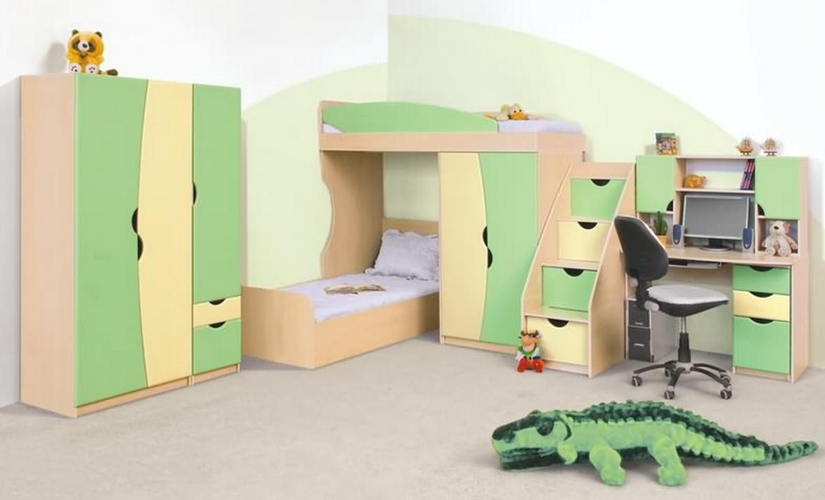 "Детская мебель ""САВАНА ФИСТАШКА"" СМ"