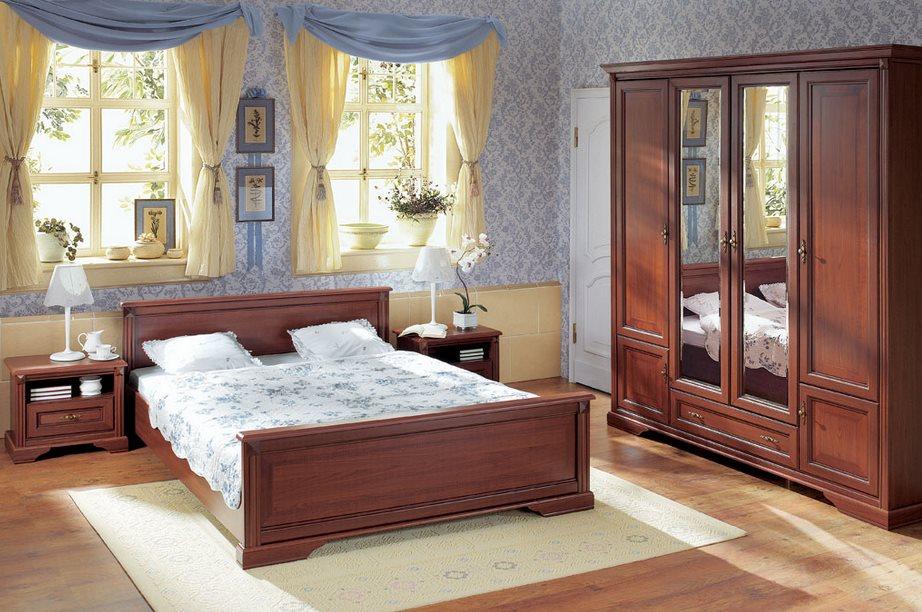 Спальня СТИЛИУС BRW Украина