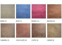Искусственная замша Бонд Exim Textil ширина 140 см.