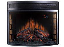 Электрический камин Royal Flame Panoramic 33 LED FX